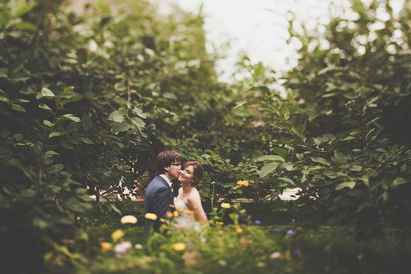 Свадьба в стиле Англии