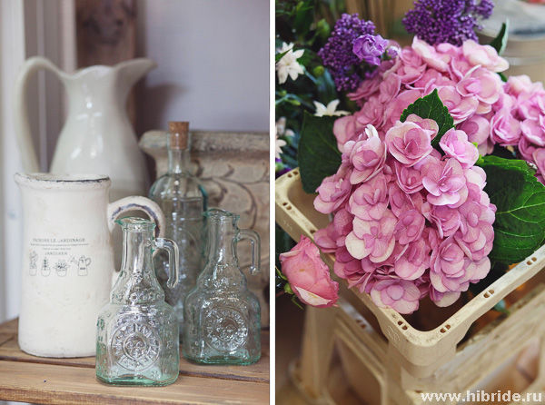 цветы санни марли