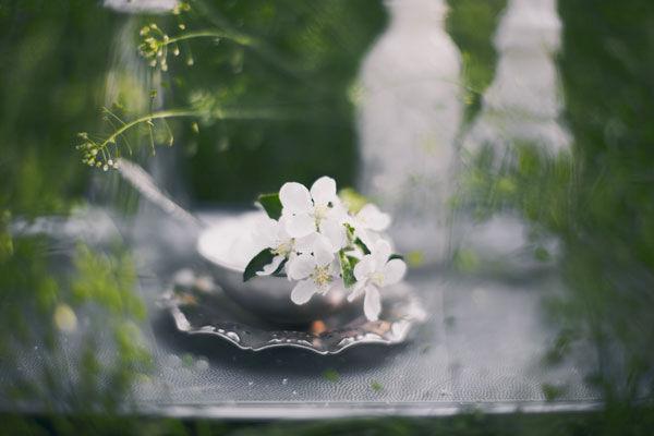 оформление фотосессии весной