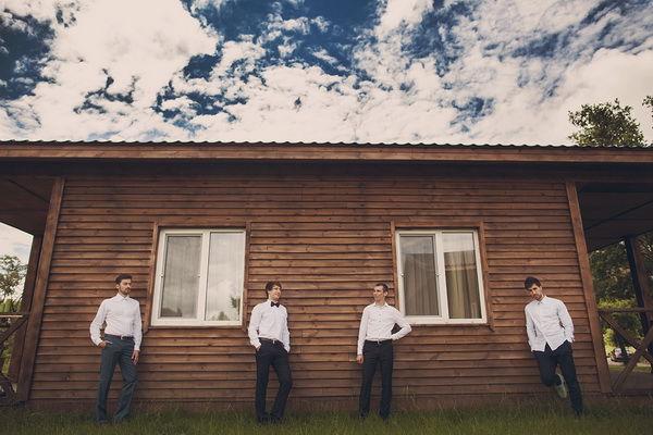 мужские образы на фотосессии