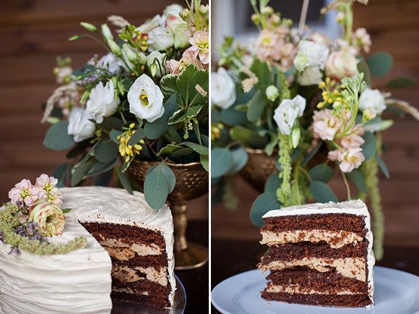 торт для фотосессии