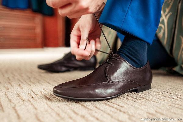 туфли для жениха на свадьбе