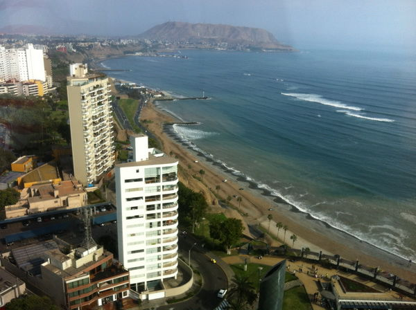 медовый месяц в Перу