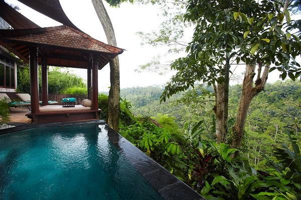 медовый месяц на острове Бали