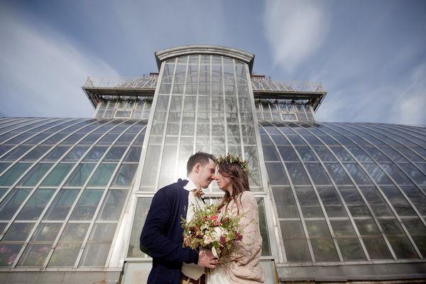 свадебная весенняя фотосессия