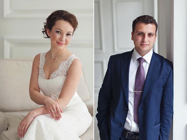 фотосессия после свадьбы