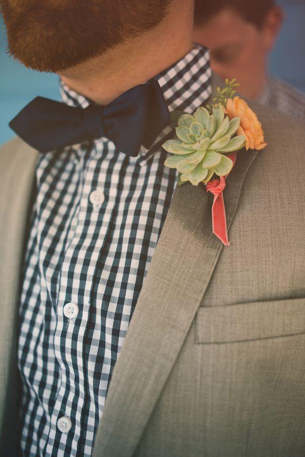 бутоньерки на свадьбе