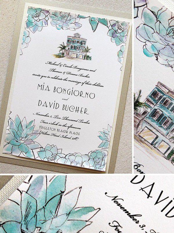 свадебные приглашения оригинальные