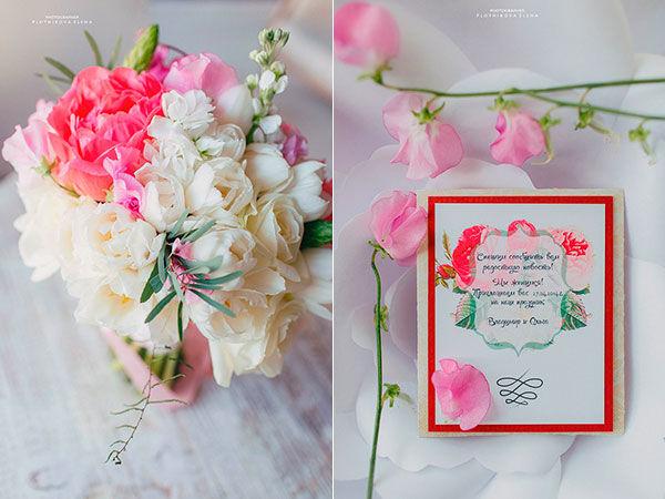 декор фотосессии живыми цветами