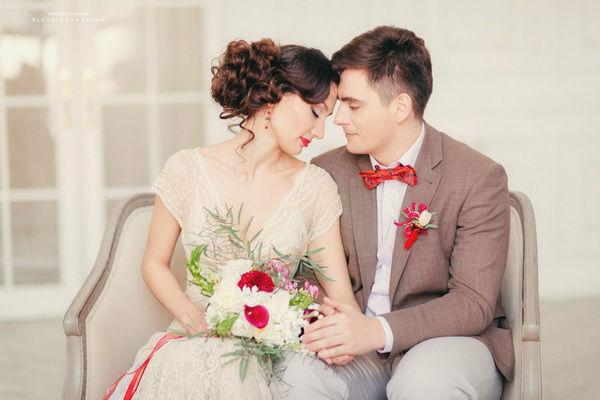 свадьба в стиле бохо шик