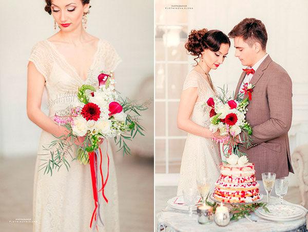 свадьба в стиле богемный шик