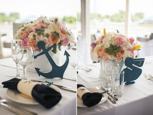 оформление живыми цветами на свадьбе