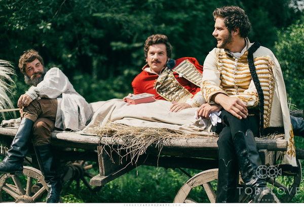 Свадьба в стиле пьесы Чехова