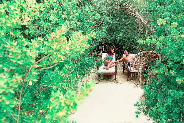 фотосессия на островах