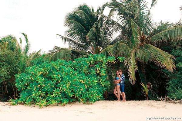 фотосессия на острове