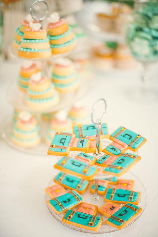 candy bar на свадьбе