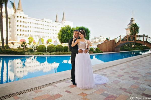 организация свадьбы в турции