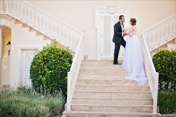 свадебная фотосессмя в Турции