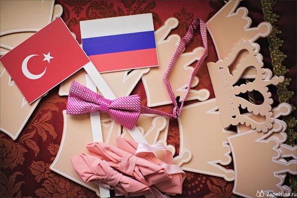 оформление свадьбы в Турции