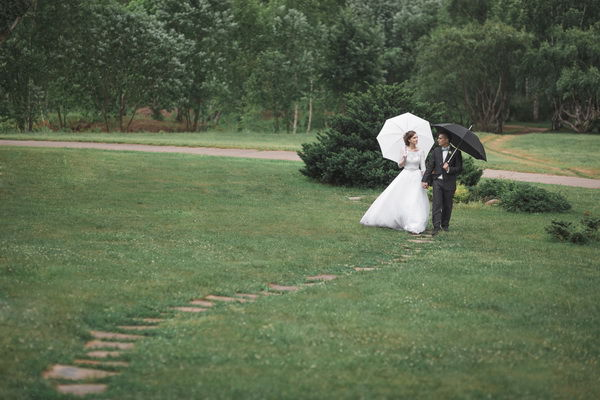 свадьба в бирюзовом стиле