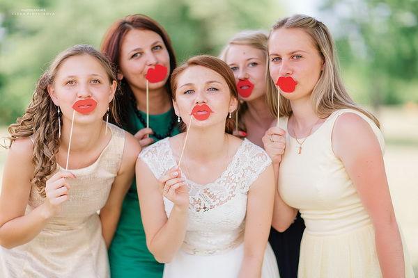 фотобутафоряи на свадьбе