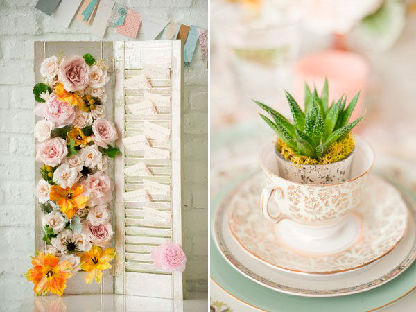 цветы в свадебном декоре