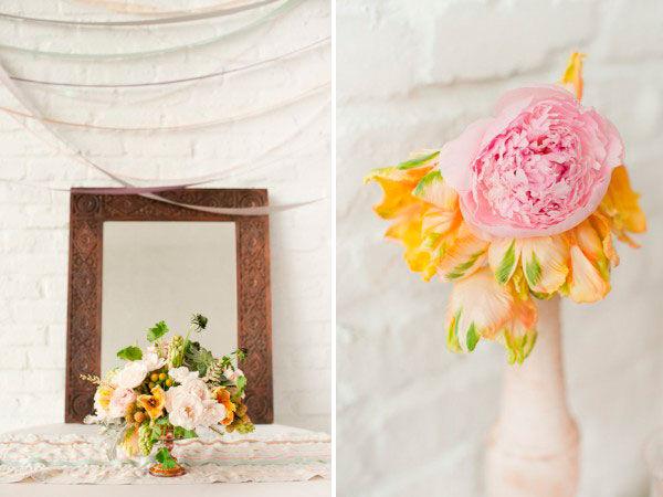 цветы в оформлении свадьбы