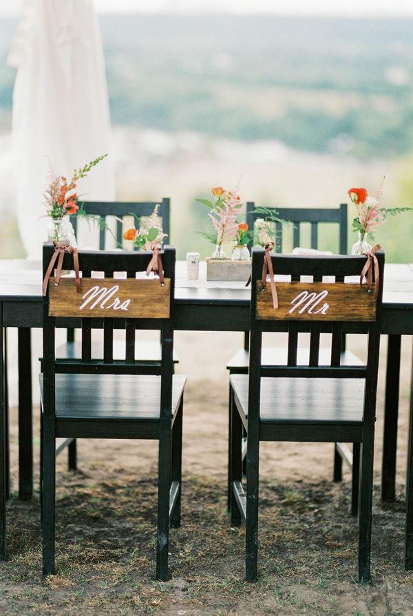 Стиль свадьбы в августе