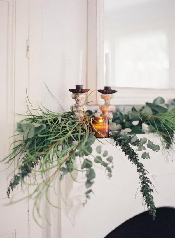 свадьба осенью декор