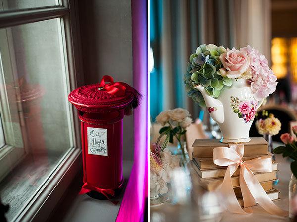 оформление свадьбы идеи