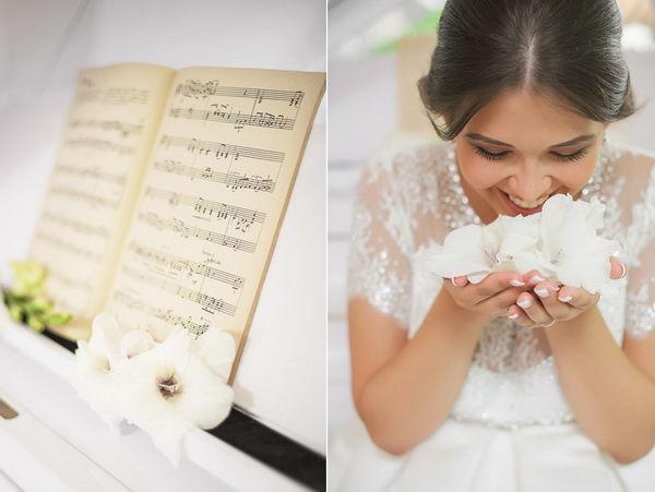 свадьба в нежных тонах