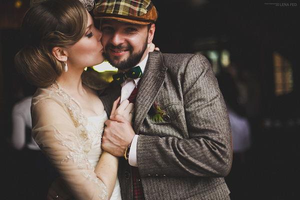 осенняя тематика свадьбы