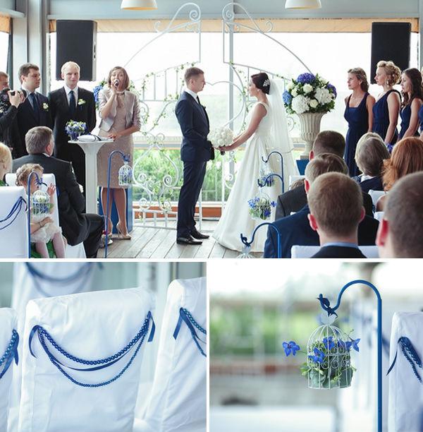 зона для регистрации на свадьбе
