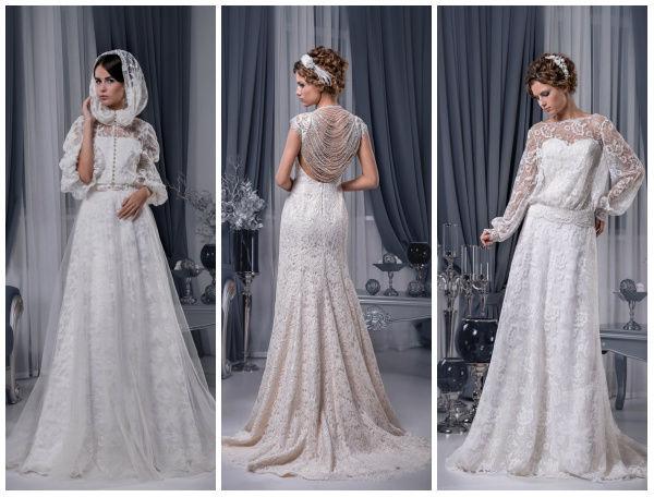 свадебные платья светланы лялиной