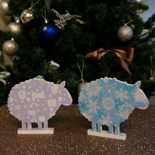 овца символ года 2015
