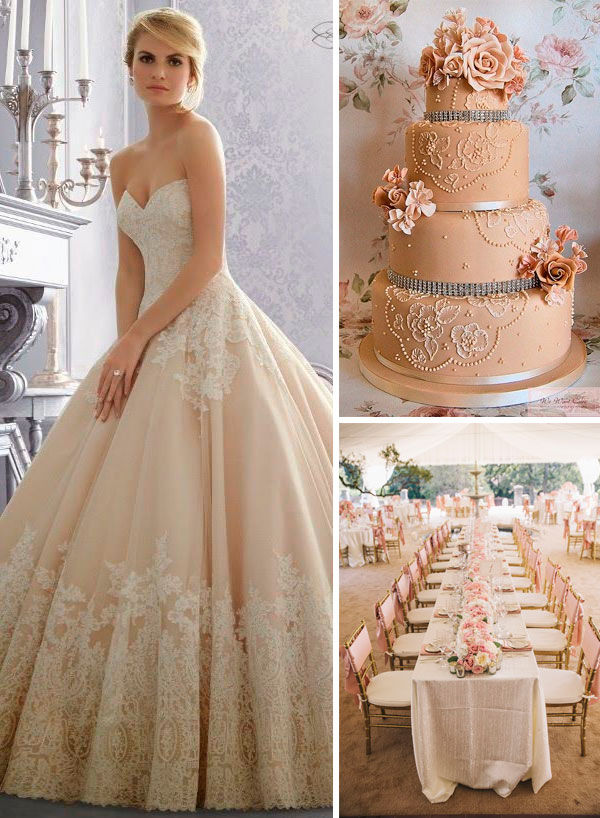 свадебные тренды 2015