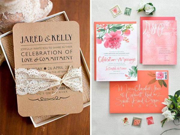 свадебные приглашения 2015