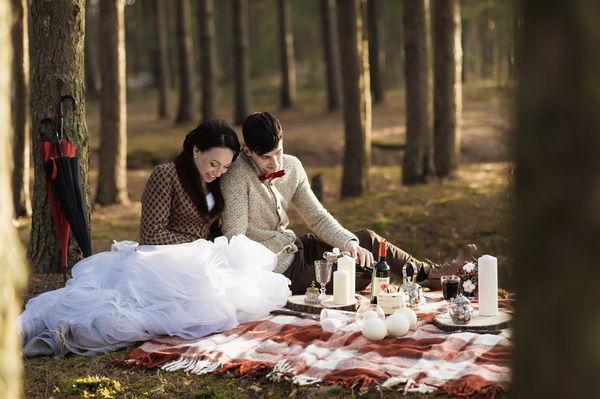 фотосессия пикник