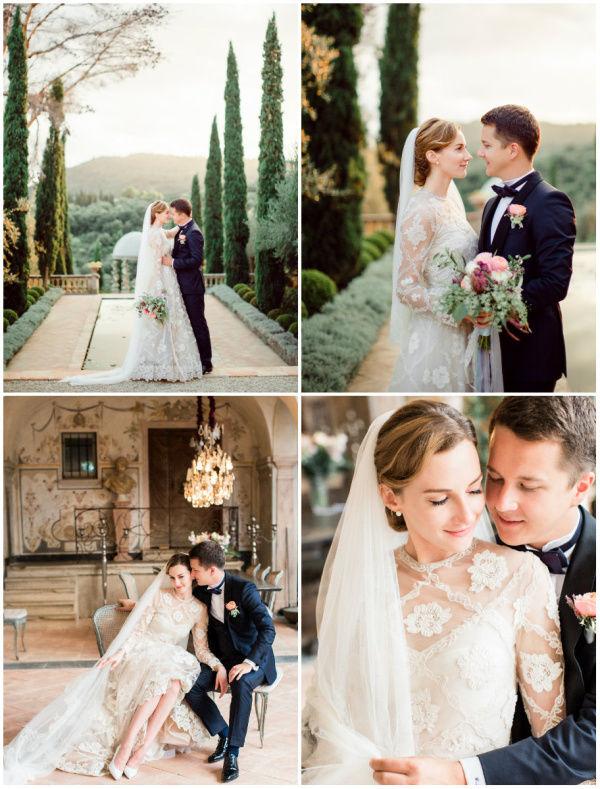 Свадьба на Лазурном берегу Франции
