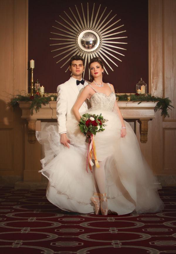балет тема свадьбы