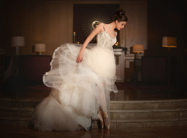свадьба балет