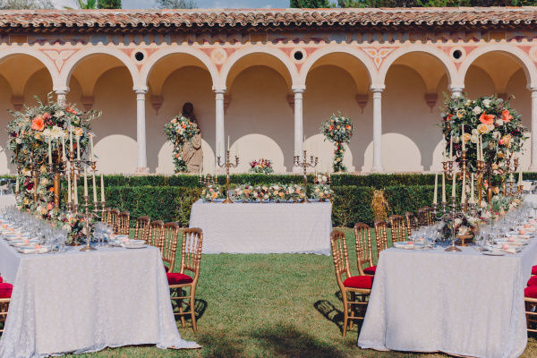 шато во франции на свадьбу