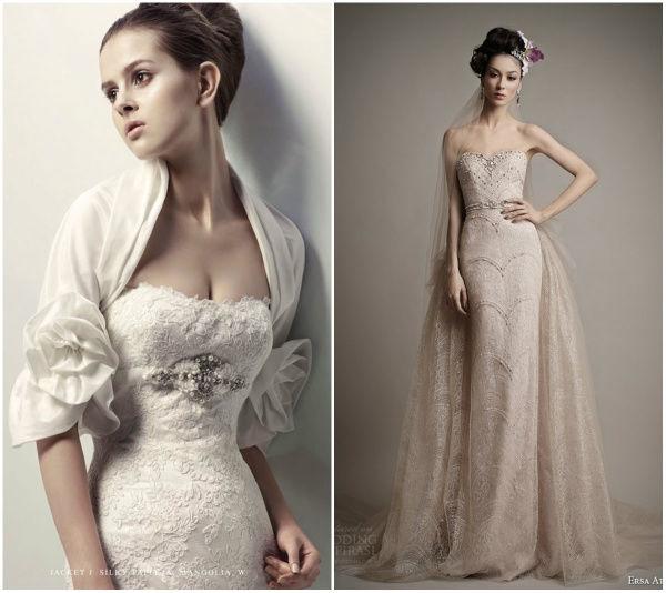 не белые платья