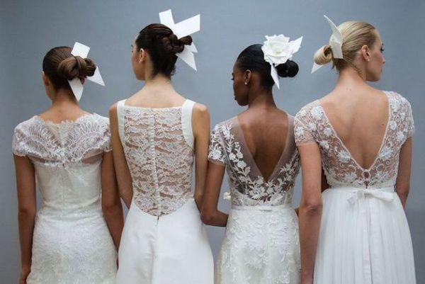 образ невесты 2015