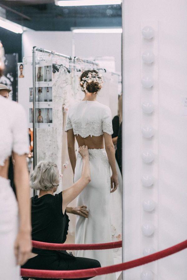 украшения прически невесты