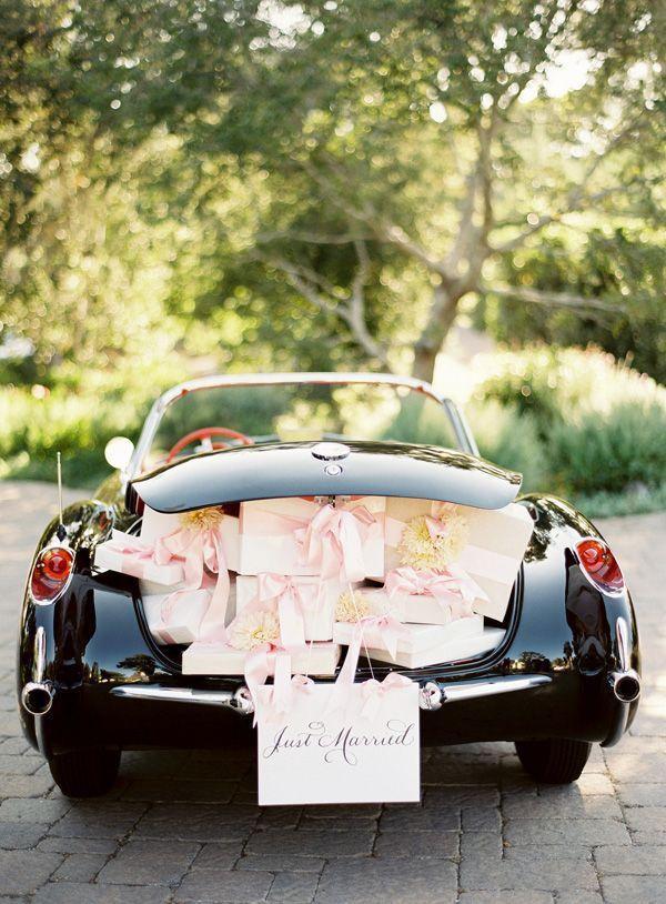 авто на свадьбу в стиле винтаж