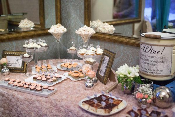 декор на годовщину свадьбы