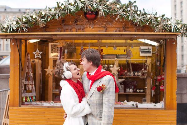 Свадьба 31 декабря