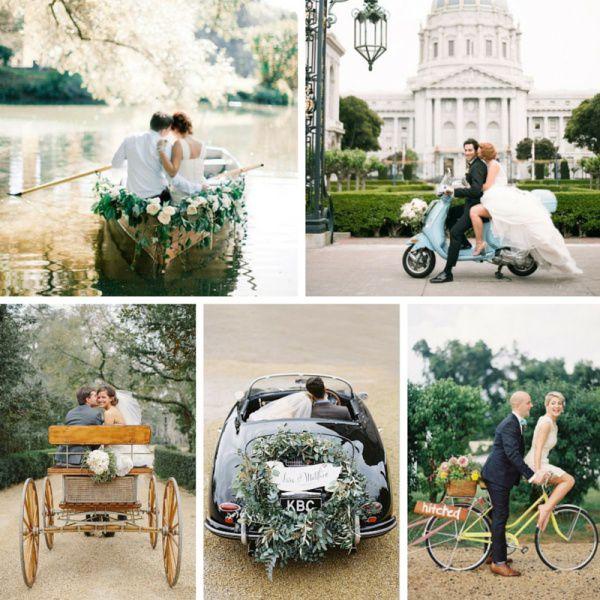 ретро транспорт на свадьбу