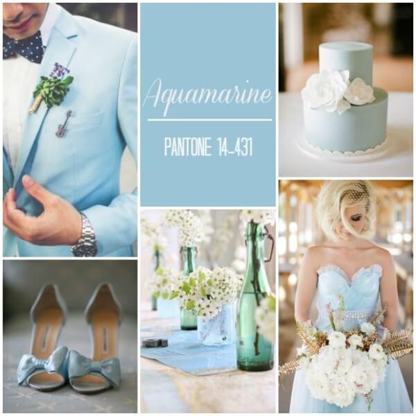 Аквамарин свадьба